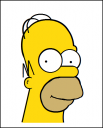 Homer in CSS
