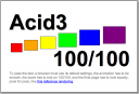 WebKit meistert Acid3-Test