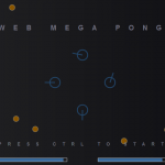 CakeJS Game Web Mega Pong